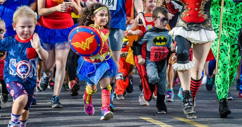10th Annual CASA Superhero Run