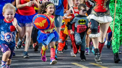 10th Annual CASA Superhero Run