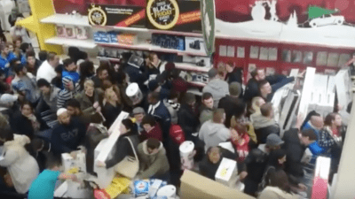 Black Friday Brawls