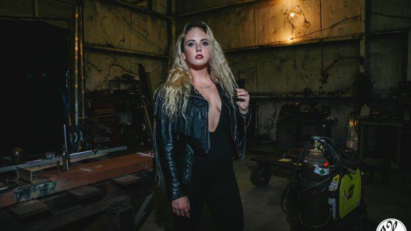 Miss KLBJ Rock Girl Taylor