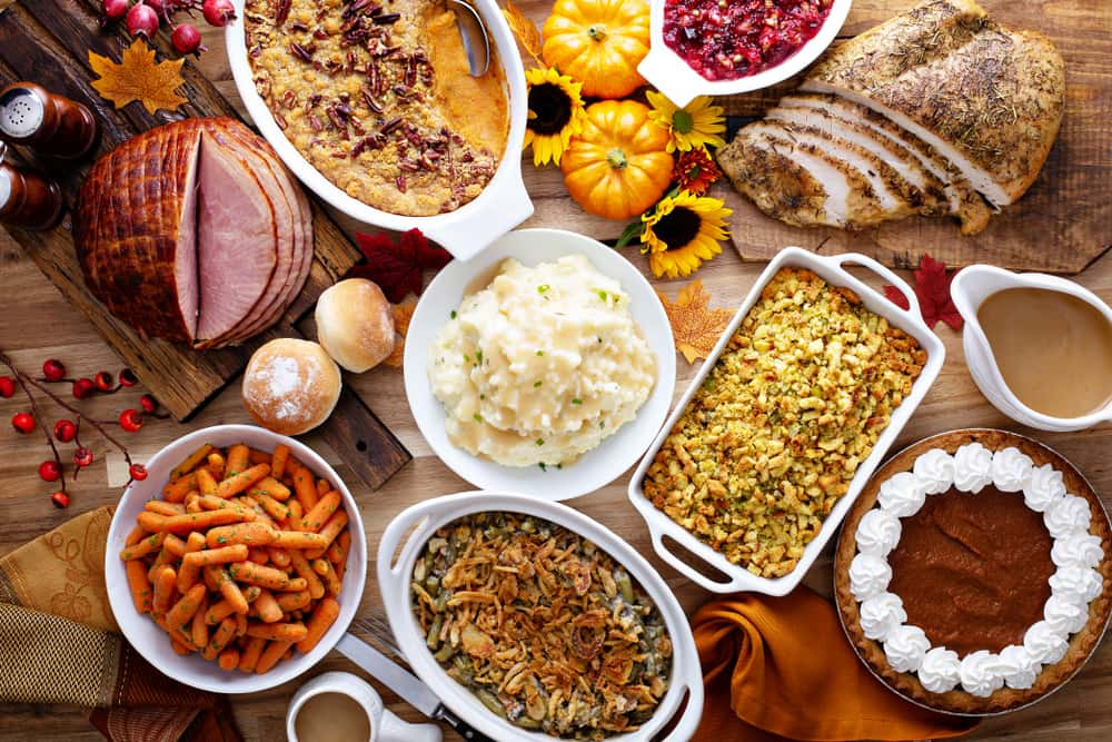 What is the Best Turkey Day Side Dish [VOTE]