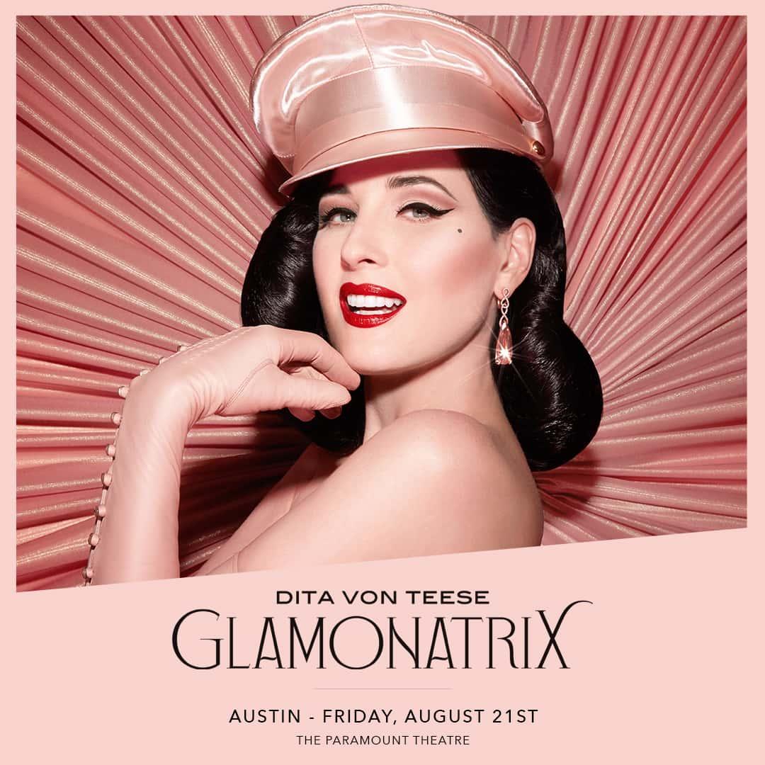Dita Von Teese Glamonatrix