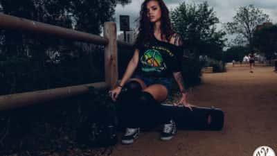 KLBJ Rock Girl Jess