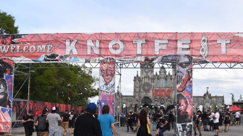 Knotfest.com Streaming Free Concerts Every Friday