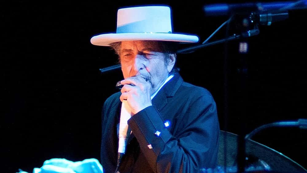 Bob Dylan Returns With New Song 'Murder Most Foul'