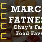 March Fatness Bracket