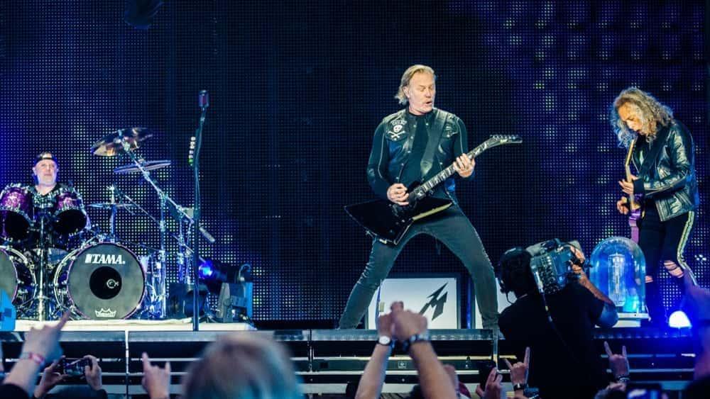 Metallica Stream Complete 2017 Paris Concert