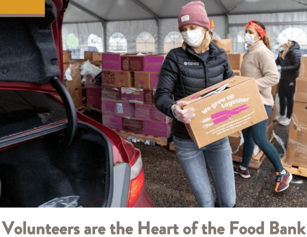 Central Texas Food Bank Volunteer