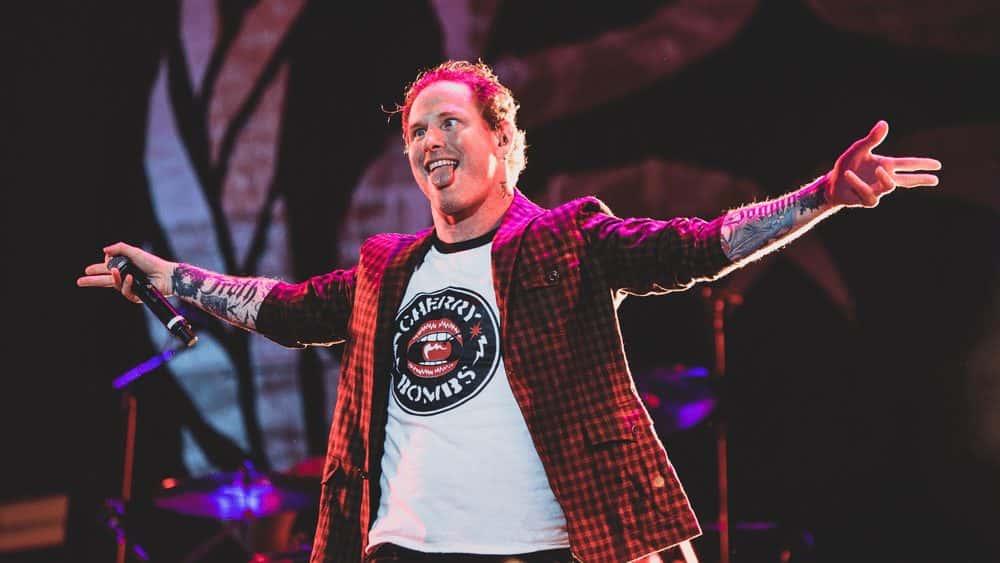 Slipknot's Corey Taylor Completes Recording Solo Album In Quarantine