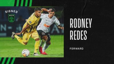 soccer player rodeny redes