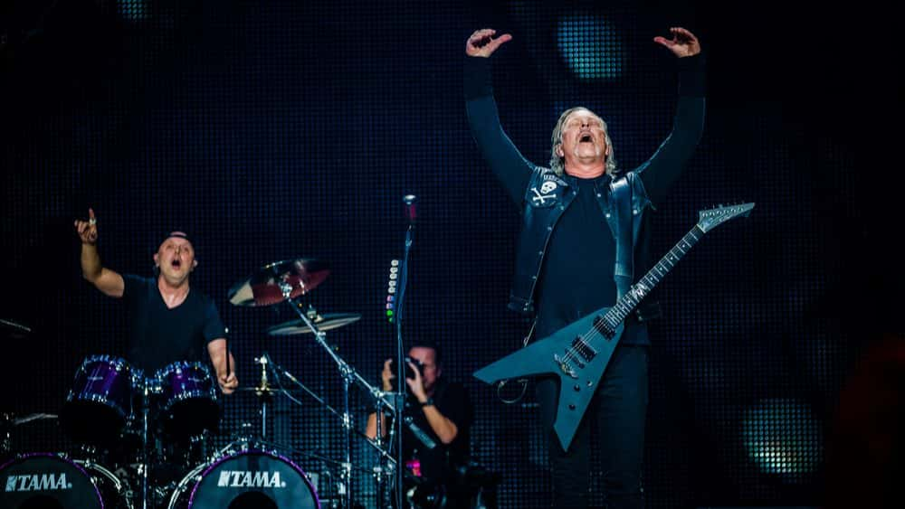 Metallica Will Play First 2020 Concert In 'Encore Drive-In' Series