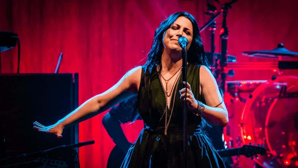 Amy Lee Of Evanescence Teases New Single Featuring Lzzy Hale, Taylor Momsen And More