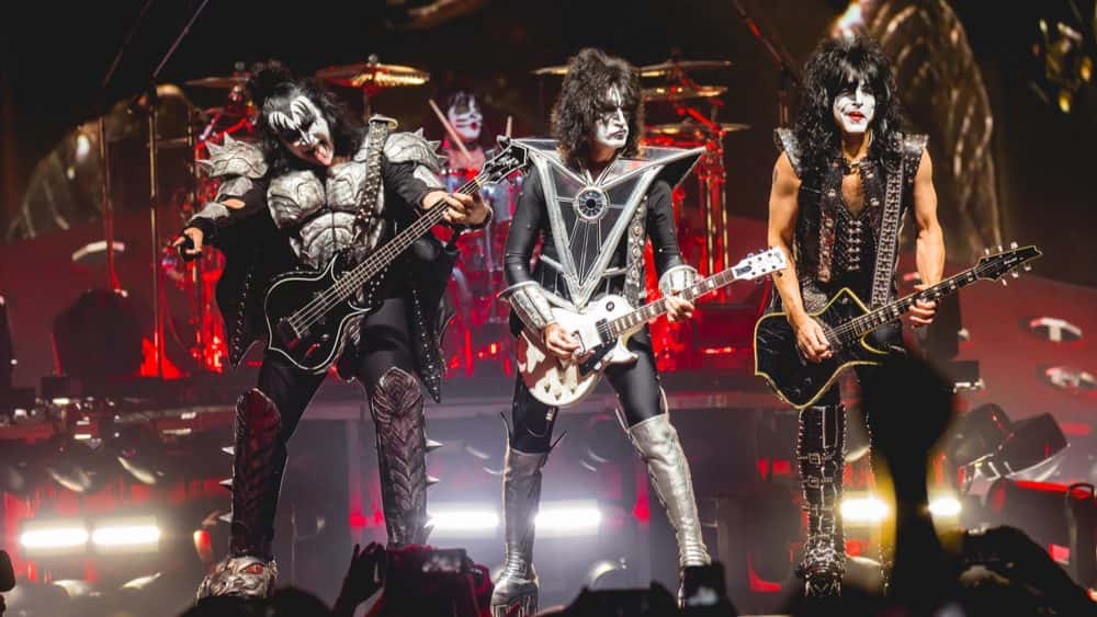 KISS Announce US Tour Dates With David Lee Roth For 2021