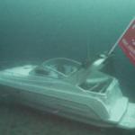 Trump Enthusiast Losses Boat in Lake Travis
