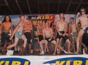 mr puniverse men on stage