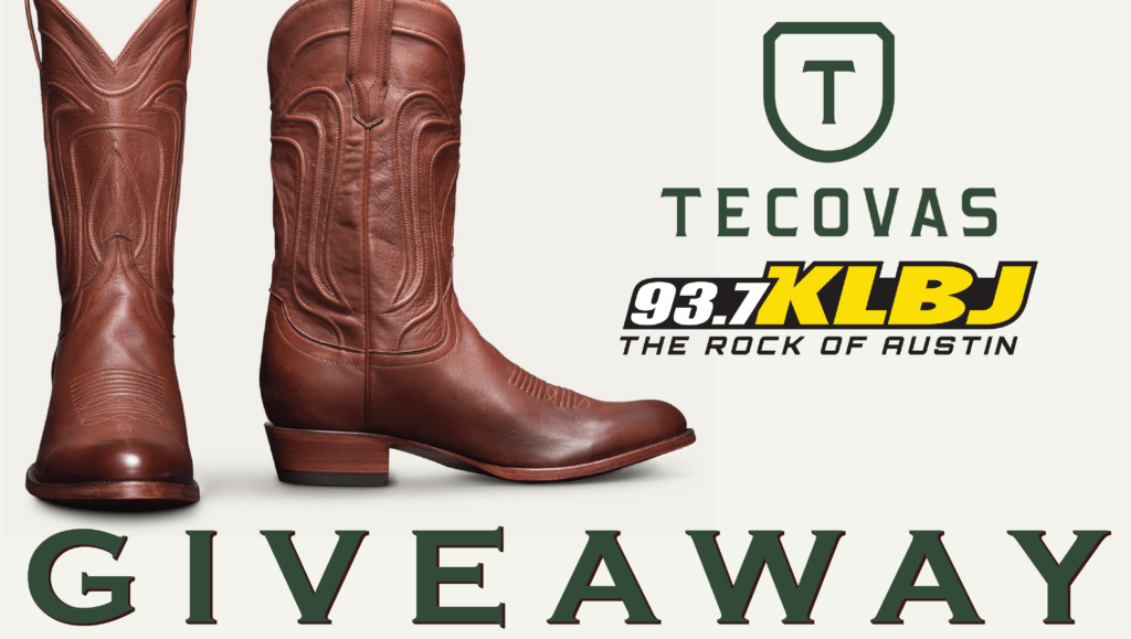 tecovas boot giveaway