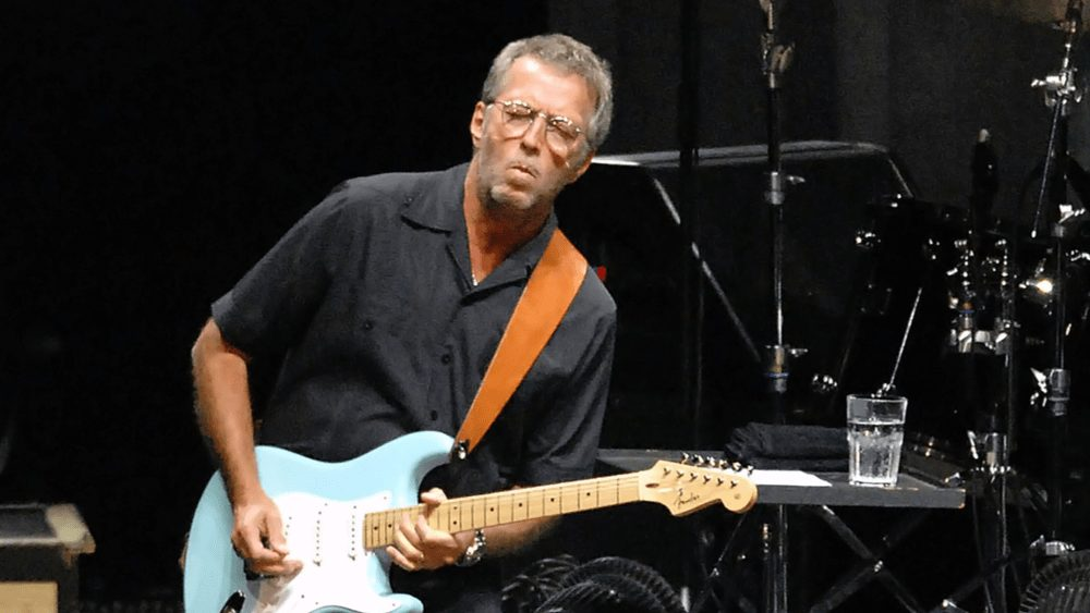 Eric Clapton's Classic 'Layla' Album To Celebrate 50th Anniversary With New Box Set