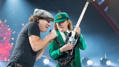"""AC/DC World Premiere """"Shot In The Dark"""""""