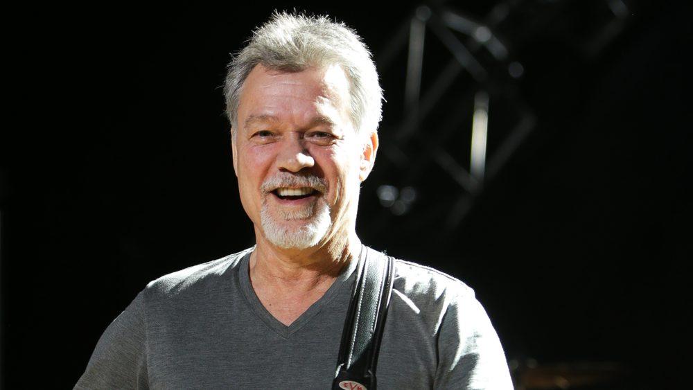Eddie Van Halen Tribute Set For Rock Hall's HBO Induction Special