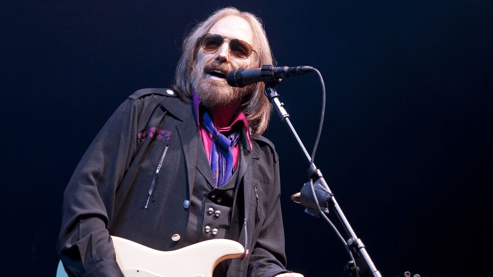 Tom Petty Returns To US Top 10 With Reissue Of 'Wildflowers'