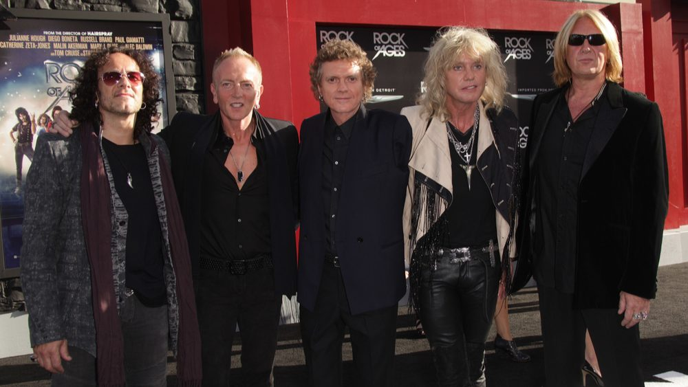 Def Leppard Announce 'Def Leppard Vault' Collection