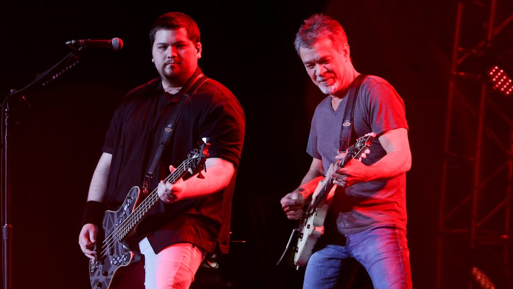 "Wolfgang Van Halen Pays Tribute To His Father On Debut Single ""Distance"""