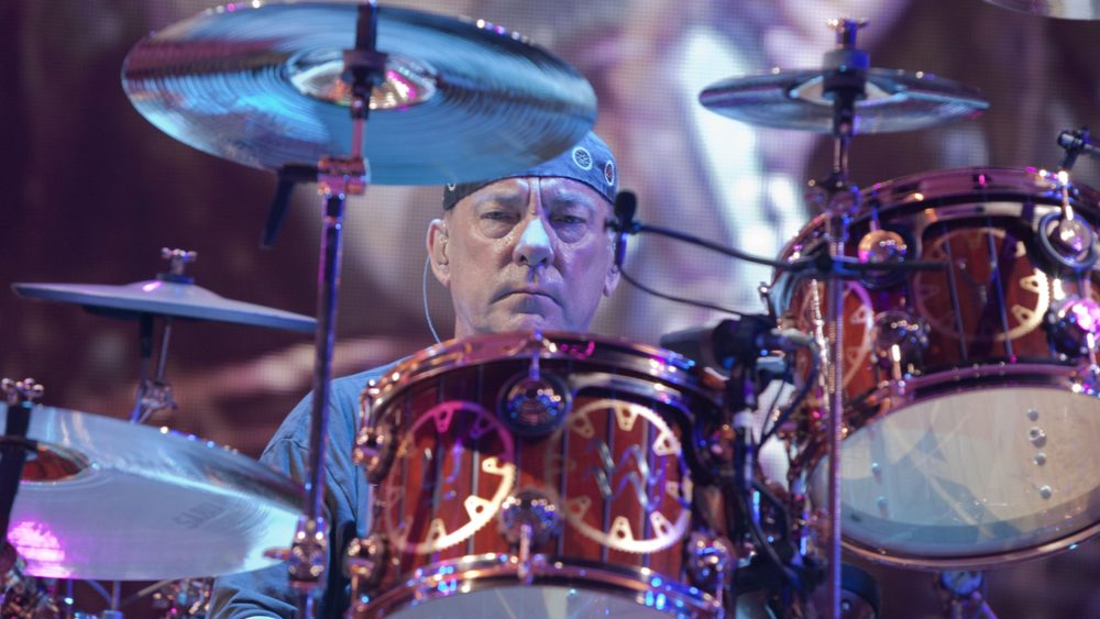 Neil Peart's Drum Kit From the 70s To Be Auctioned