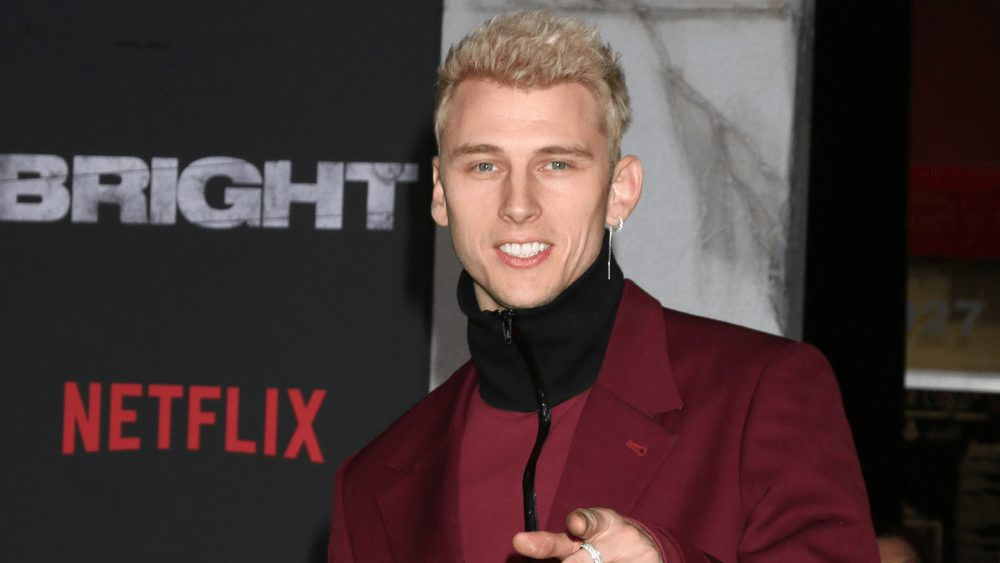 "Watch The Trailer For Machine Gun Kelly's Musical Movie ""Downfalls High"""