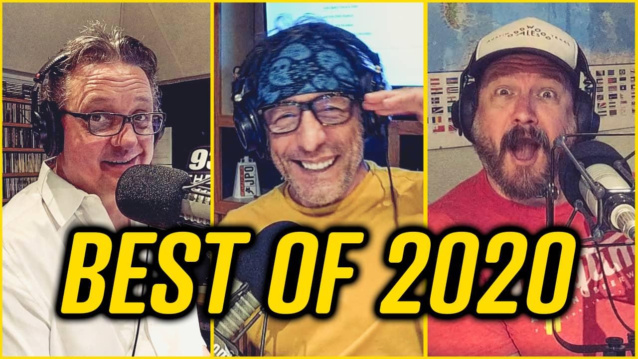 Best of In Studio 2020.