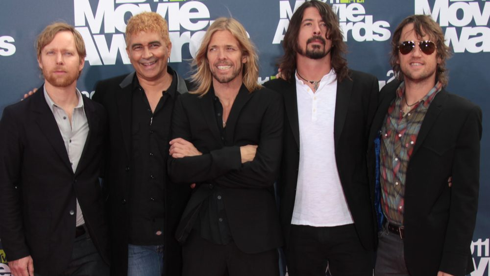 Foo Fighters share new single 'No Son Of Mine'