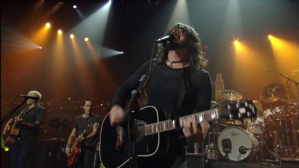 Foo Fighters Rock Austin City Limits Saturday
