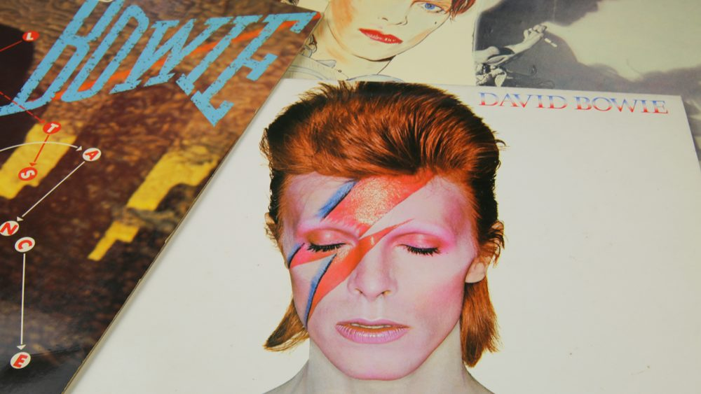 David Bowie's covers of John Lennon and Bob Dylan tracks released in celebration of Bowie's 74th birthday
