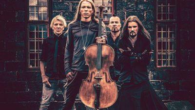 Apocalyptica Band Photo