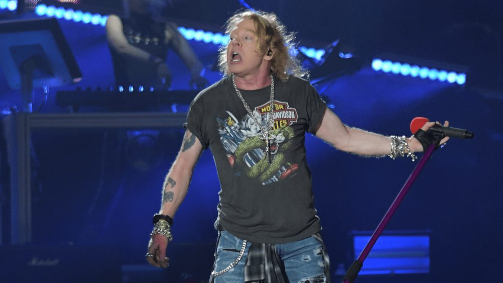 Axl Rose to appear on episode of 'Scooby-Doo and Guess Who?'