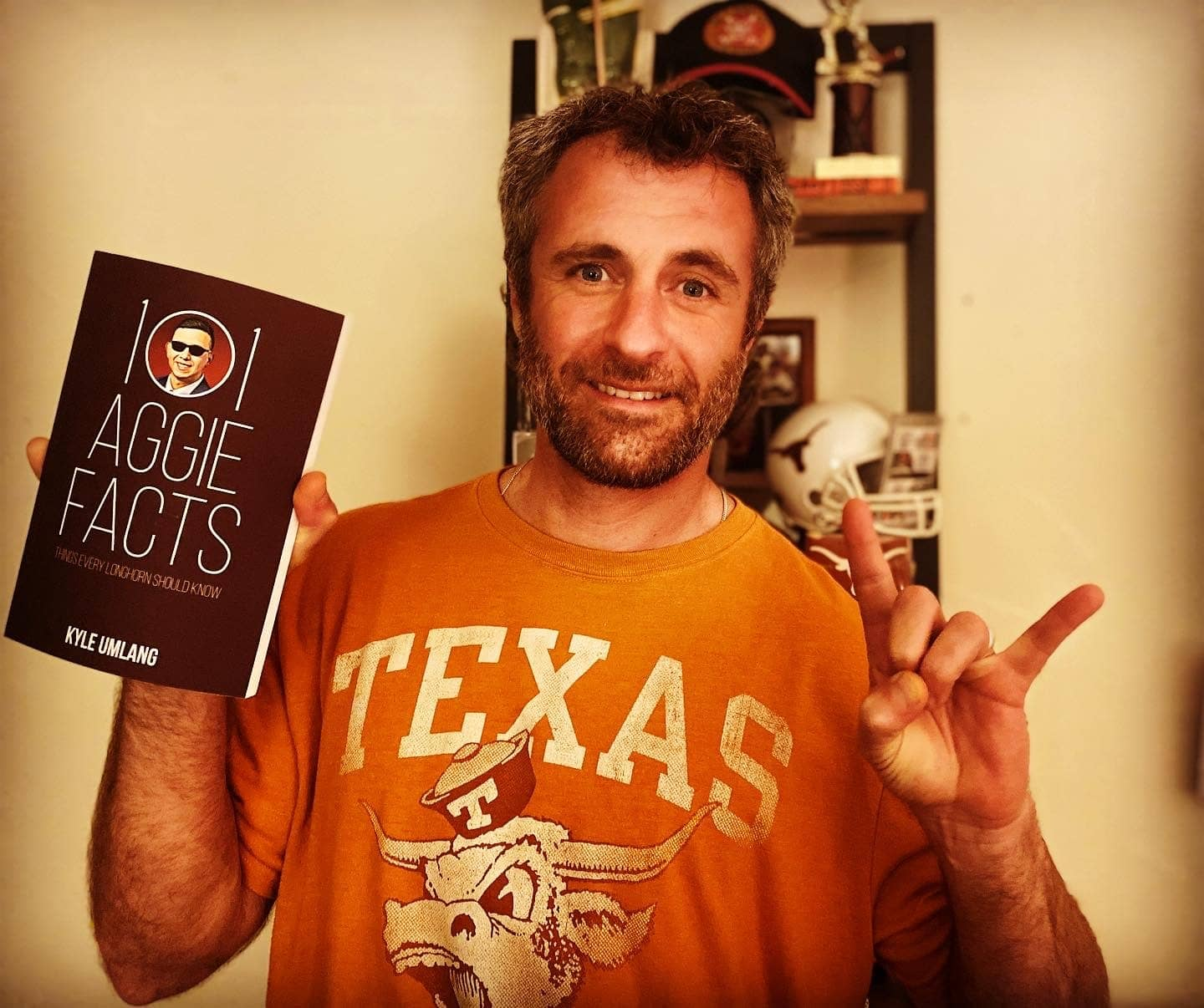 B-DOE with Kyle Umlang's book