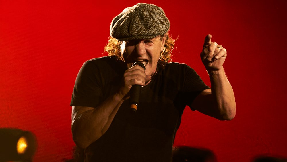 AC/DC's Brian Johnson announces autobiography, The Lives Of Brian