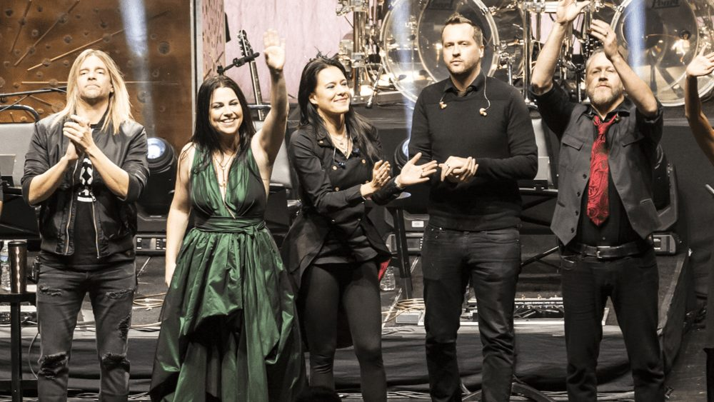 Evanescence and Within Temptation postpone tour until 2022