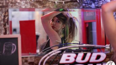 KLBJ Rock Girl Stefanie