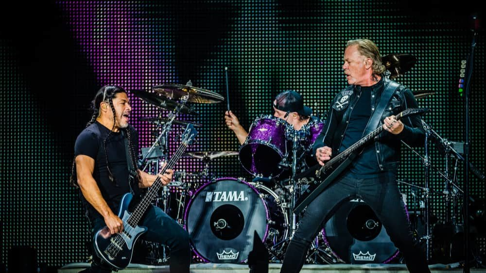 Metallica, Korn, Nine Inch Nails and more to perform at 2021 'Louder Than Life' festival