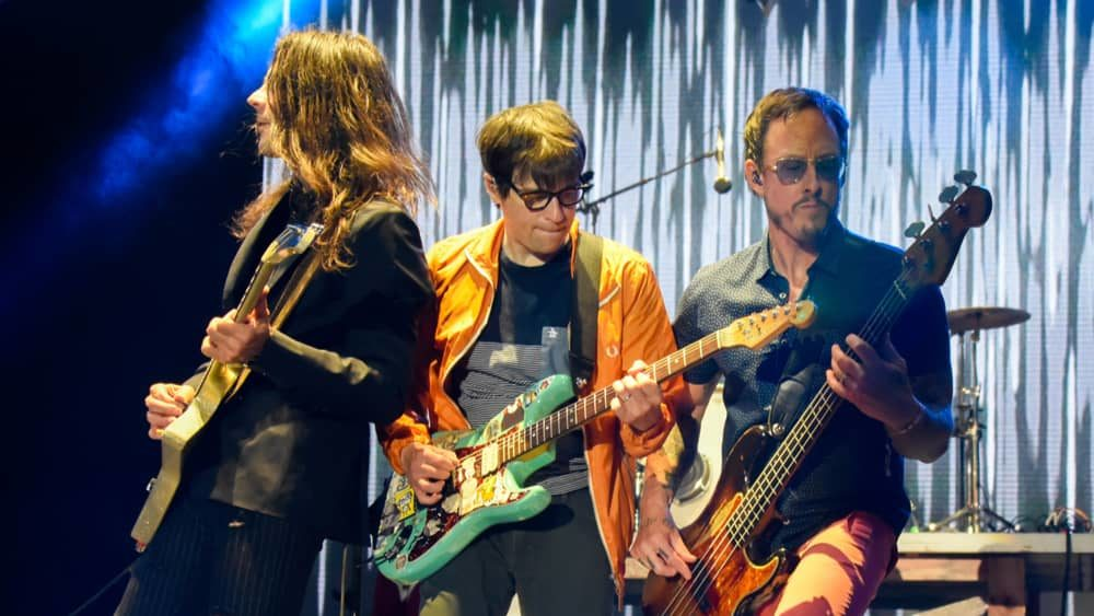 Weezer, Fall Out Boy, and Green Day announce 'Hella Mega' stadium tour dates