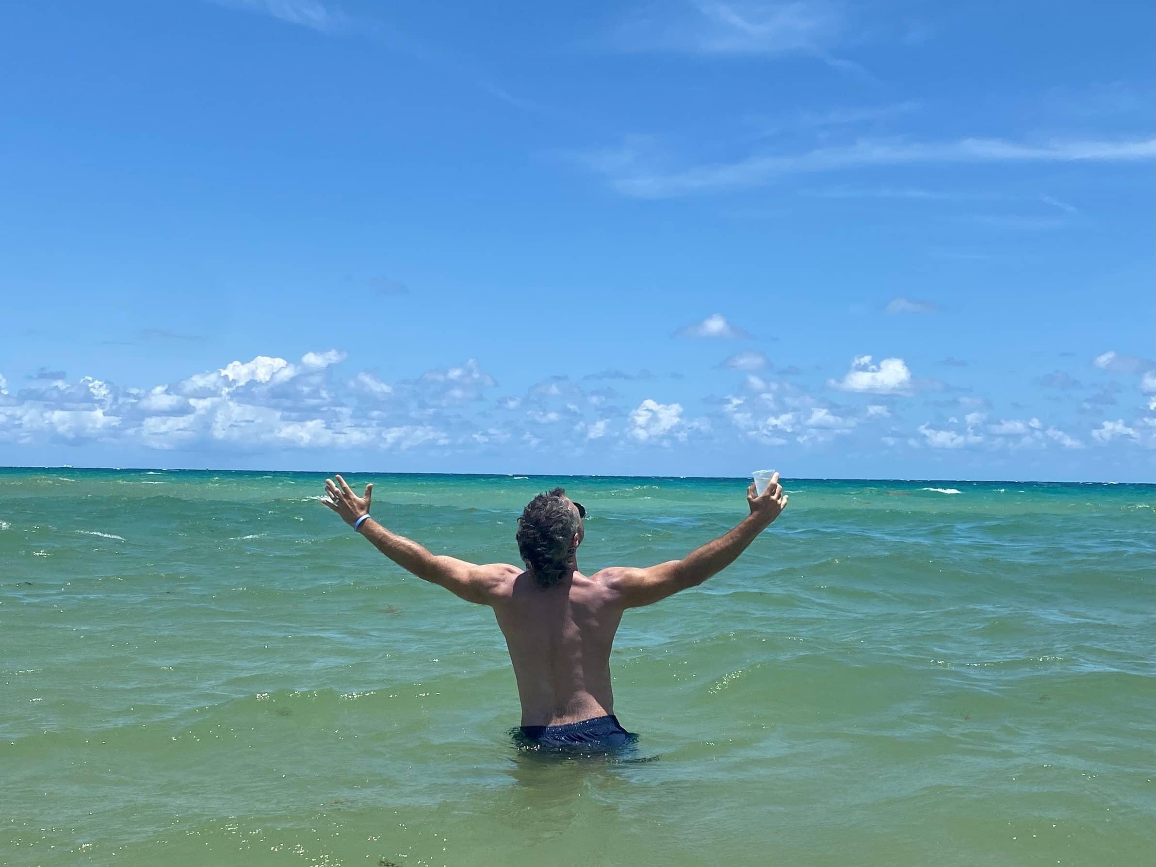 B-DOE in the ocean