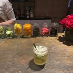 Delicious-Fresh-Drinks-at-Versace-Mansion