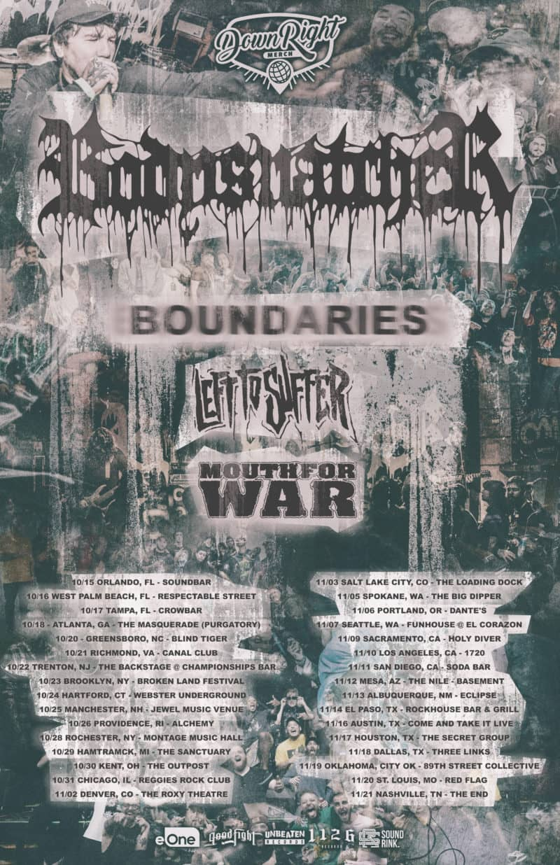Bodysnatcher Tour