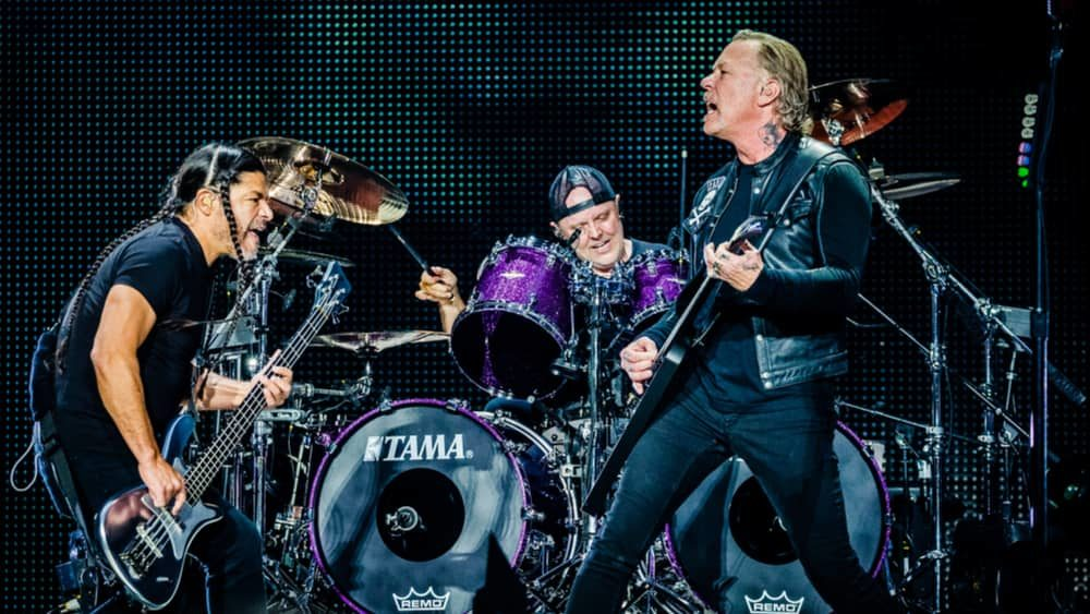 Metallica announce 2022 European summer tour