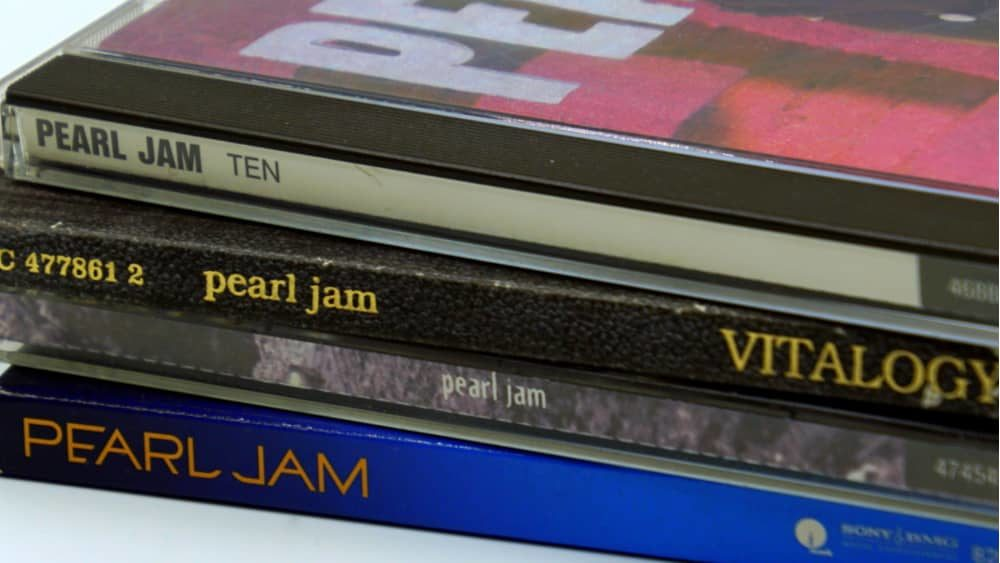 Pearl Jam to release vinyl reissue of 'No Code' for 25th anniversary