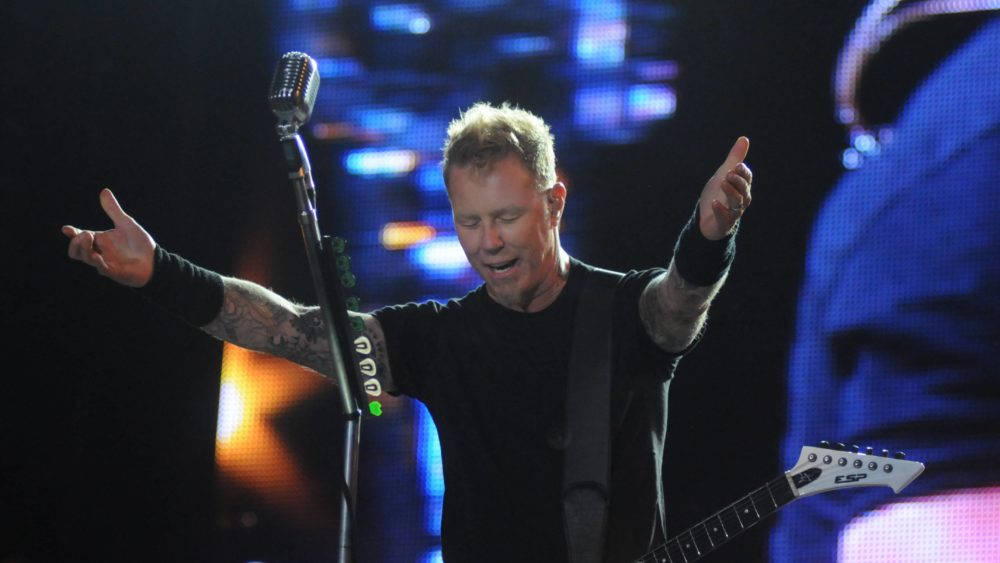 Metallica to celebrate 30th anniversary of 'The Black Album's 30th Anniversary with reissue and star-studded covers