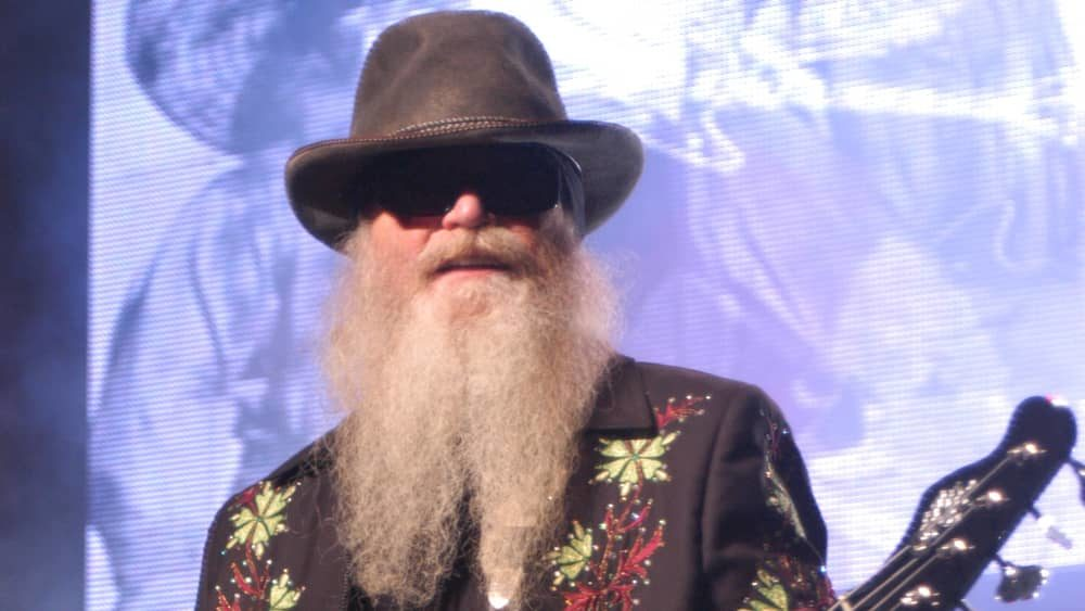ZZ Top bassist Dusty Hill passes away at age 72