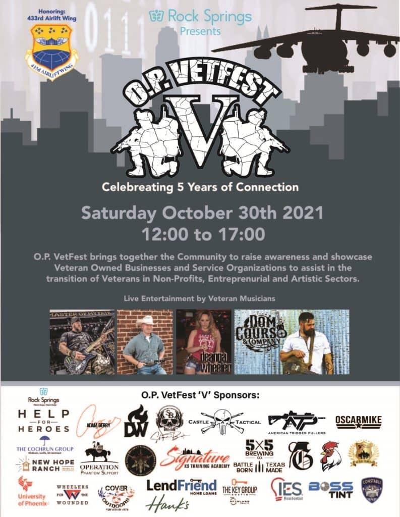 5th Annual O.P. VetFest