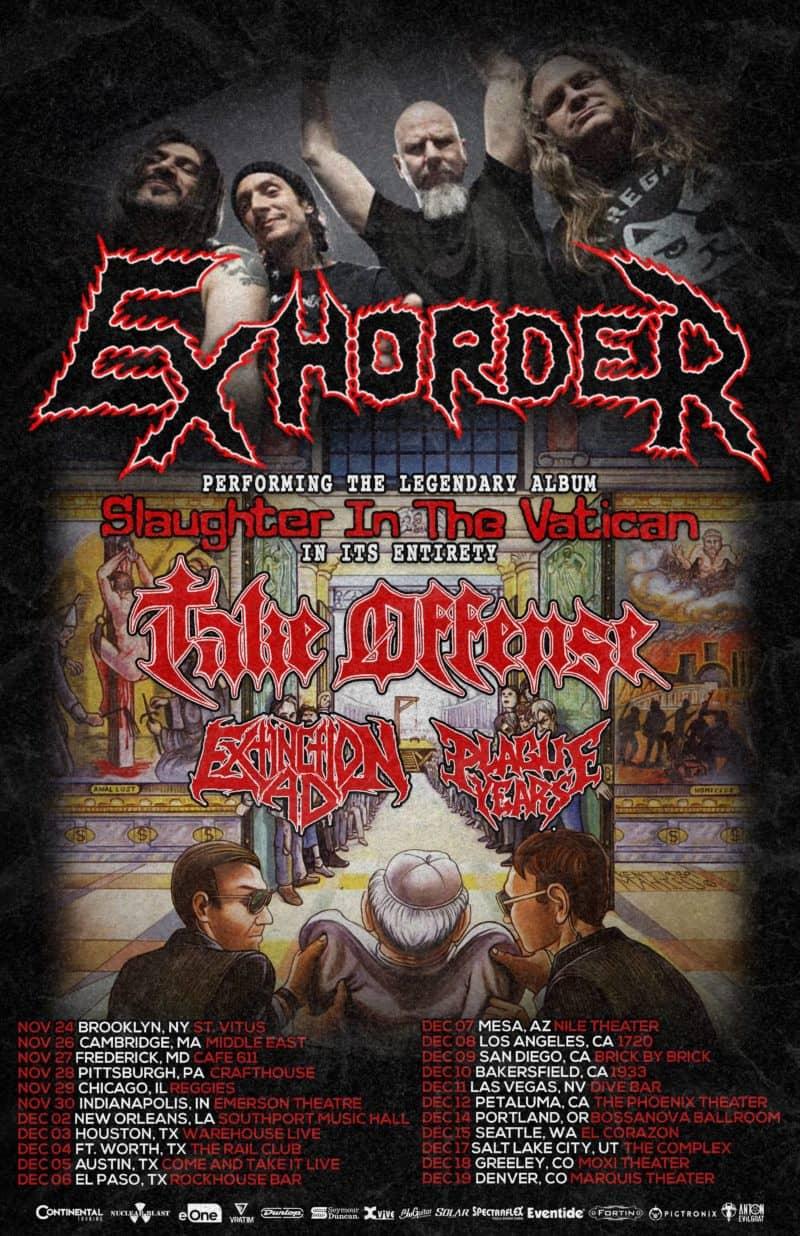 Exhorder poster