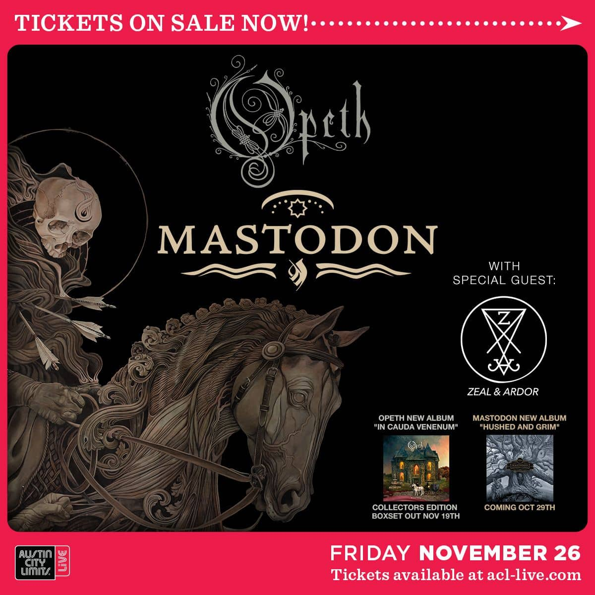 Mastodon Concert